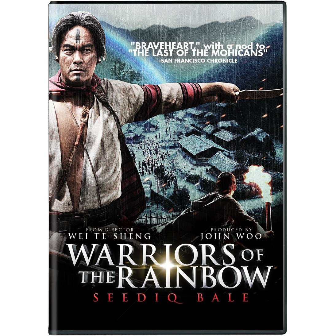 Warriors Of The Rainbow Tribe: Movies That Show Some Primitive Technology