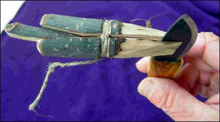Aiguisage des couteaux Jig2